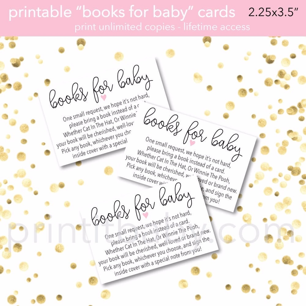 image regarding Printable Baby Cards referred to as Printable Red Center Textbooks For Little one Playing cards - Print It Youngster