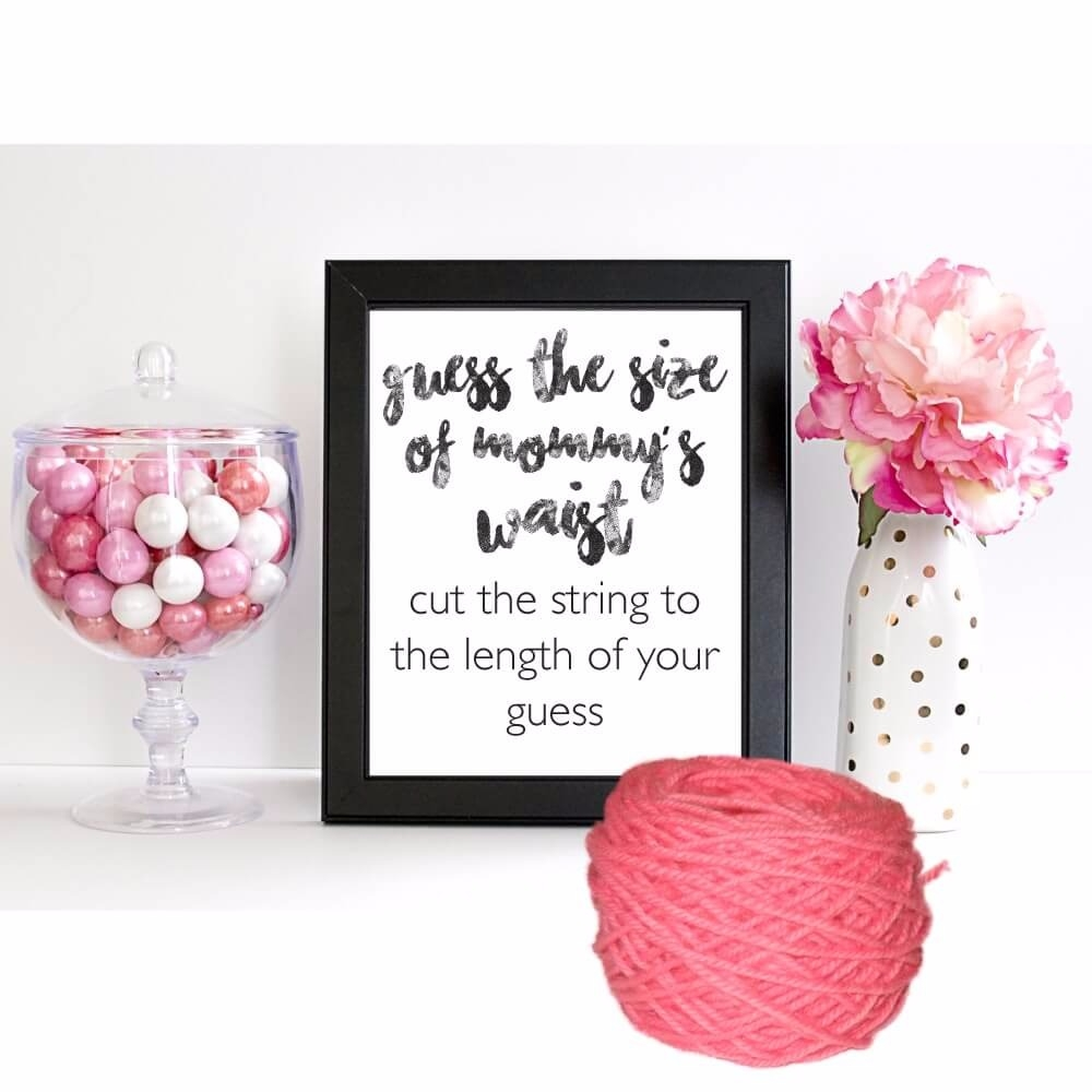 photograph relating to How Big is Mommy's Belly Free Printable identified as Printable Wager The Dimensions Of Mommys Stomach Video game - Print It Child