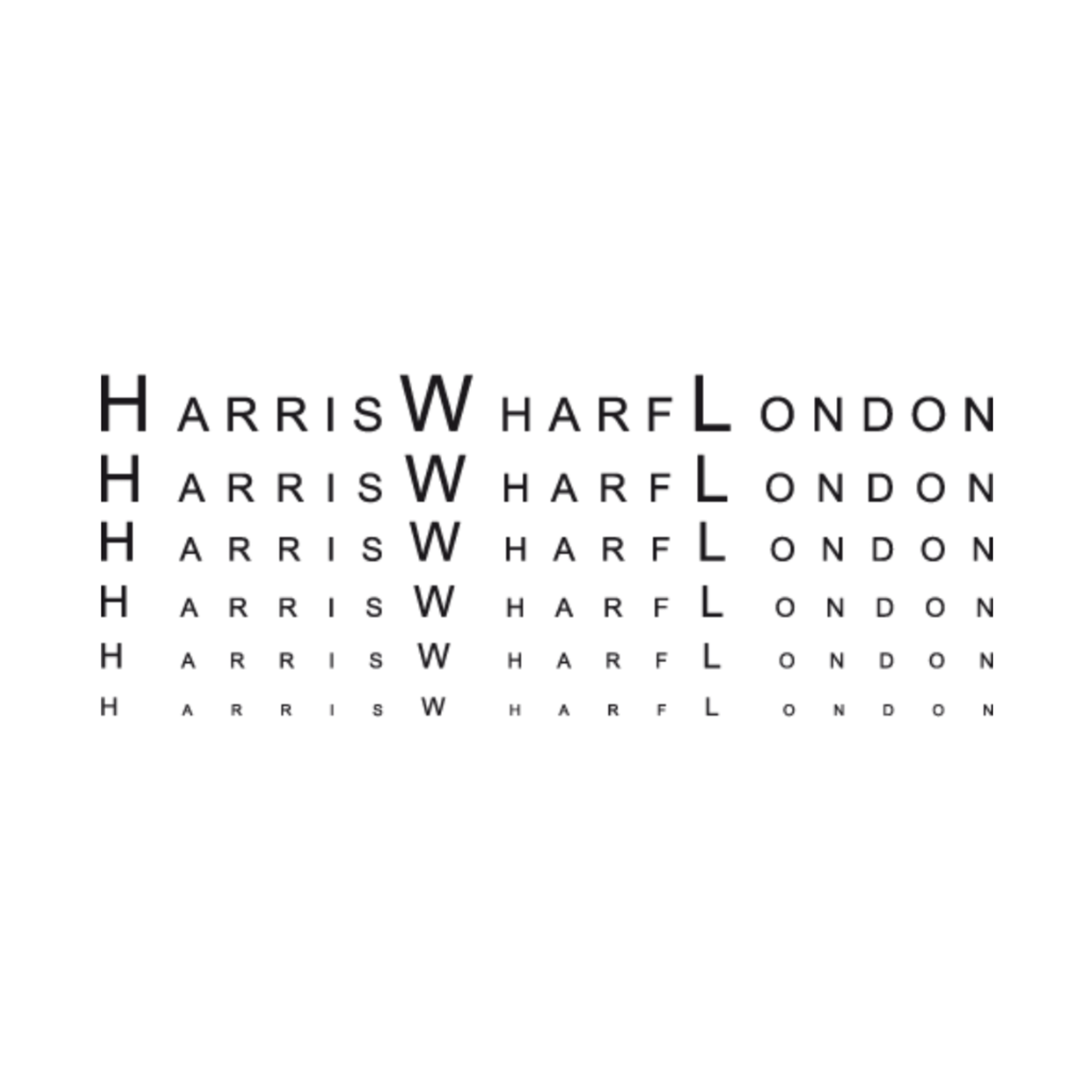 HARRIS WHARF LONDON