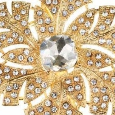 Brooches, Studs and Tie Pins