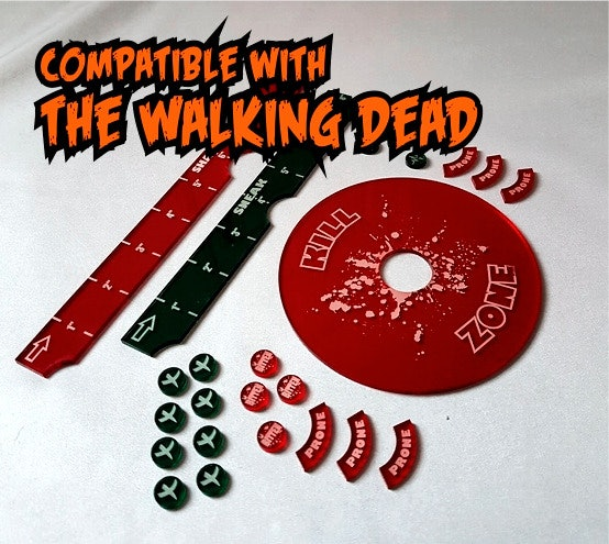 Compatible with The Walking Dead