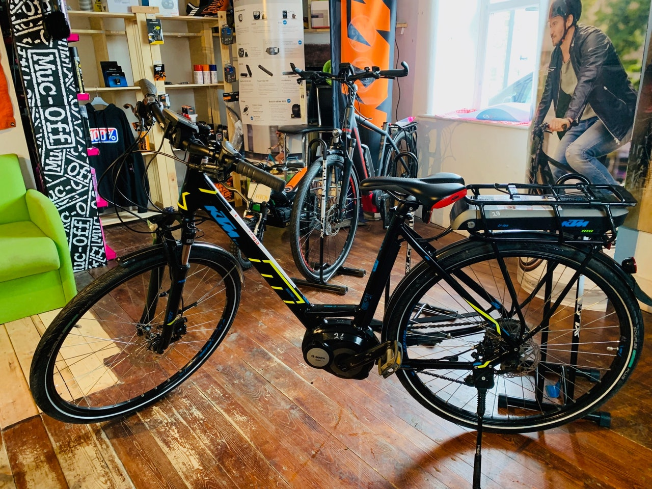 Used e-Bikes for sale