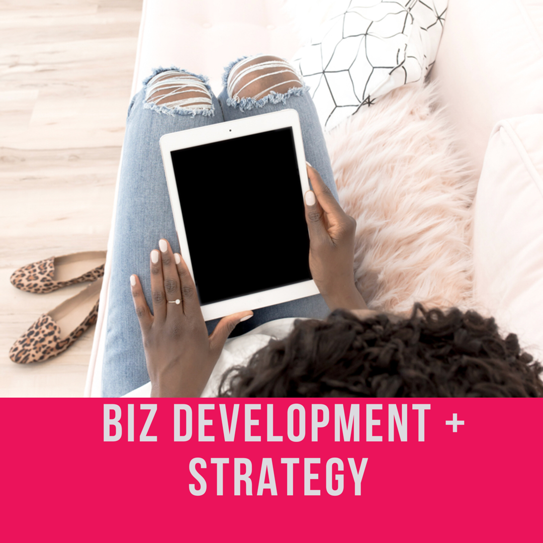 Business Development + Strategy
