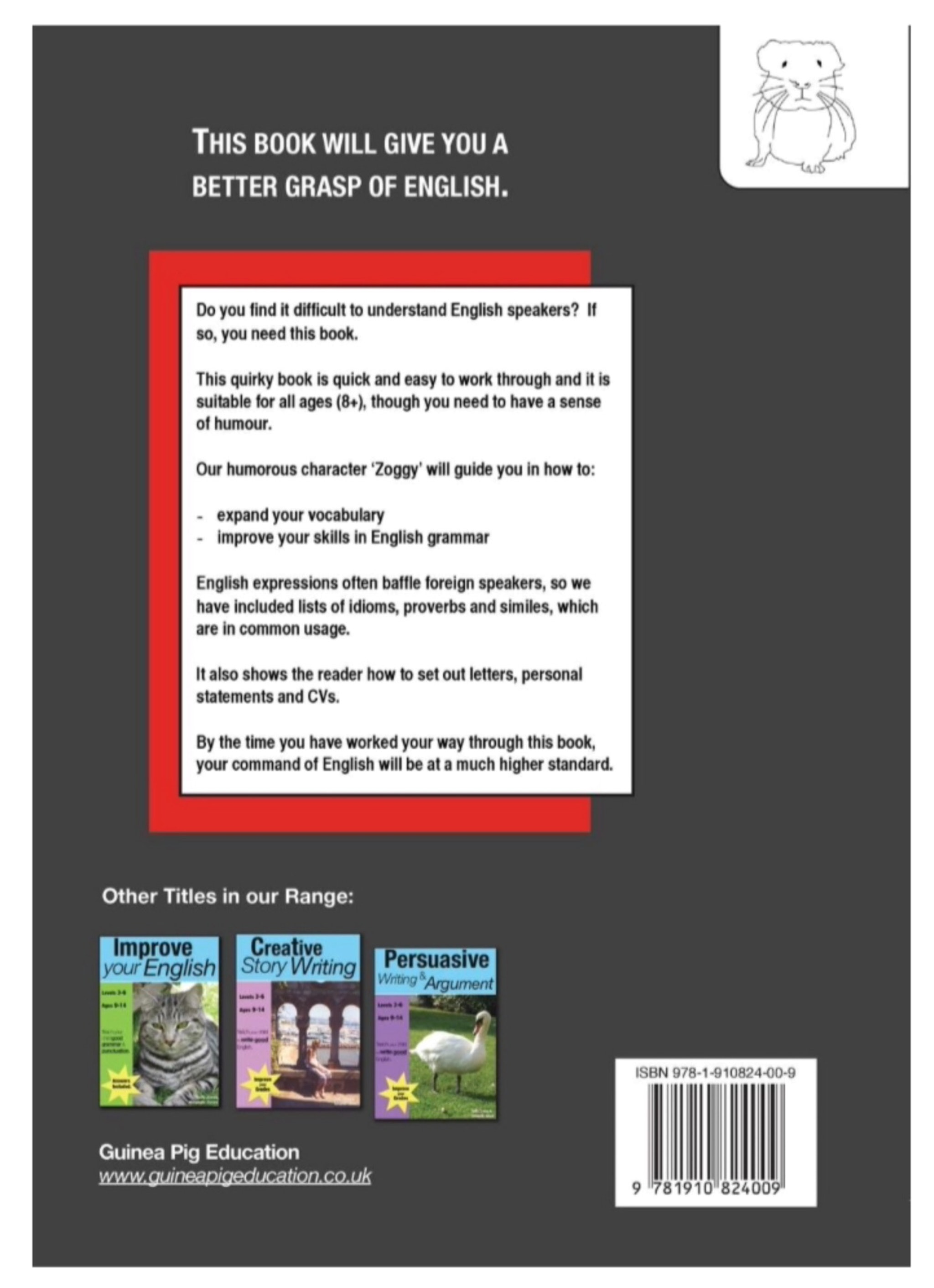 Improve Your English As A Foreign Language: The Ultimate Guide 8+ - Guinea  Pig Education Shop
