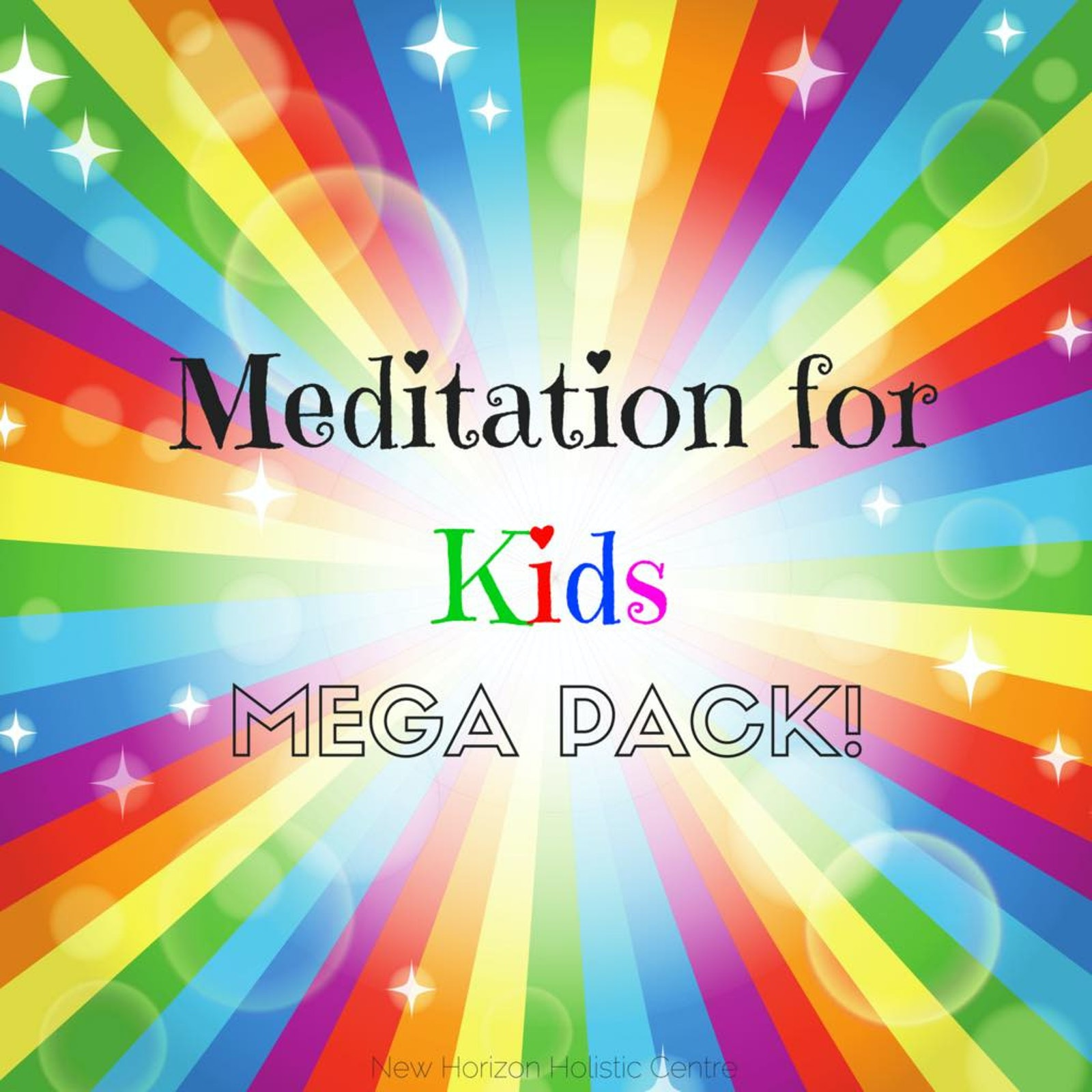 Kids Meditation | New Horizon - Meditation & Relaxing Music