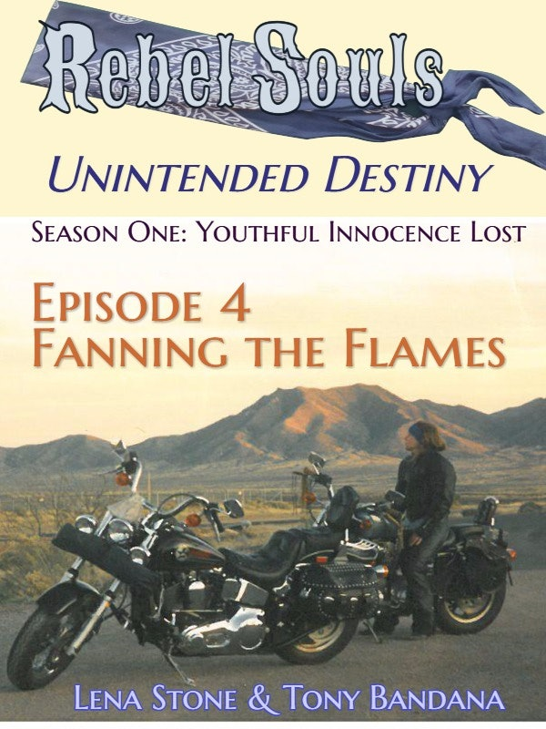 Fanning The Flames - Kindle, Amazon, .mobi Version