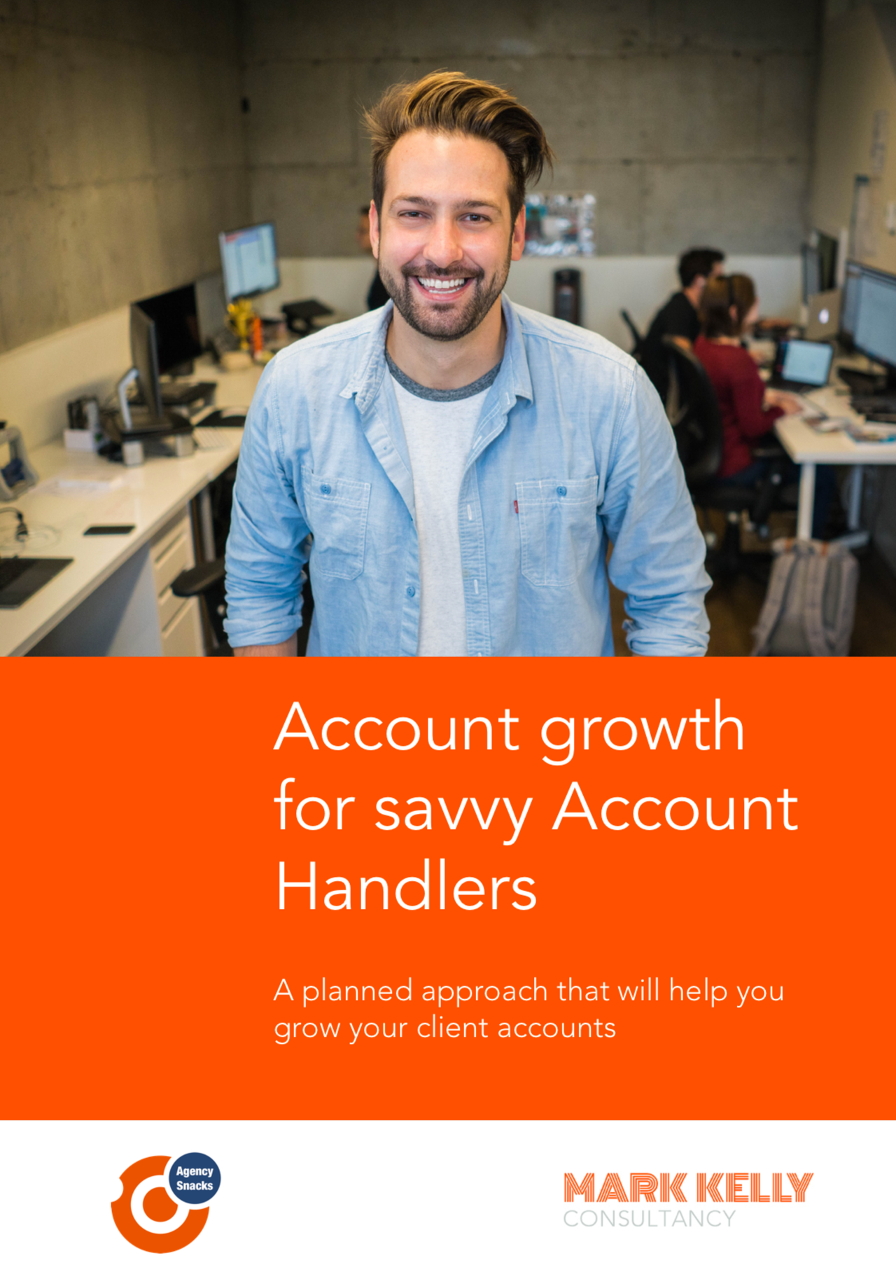 eBook - Account Growth for savvy Account Handlers