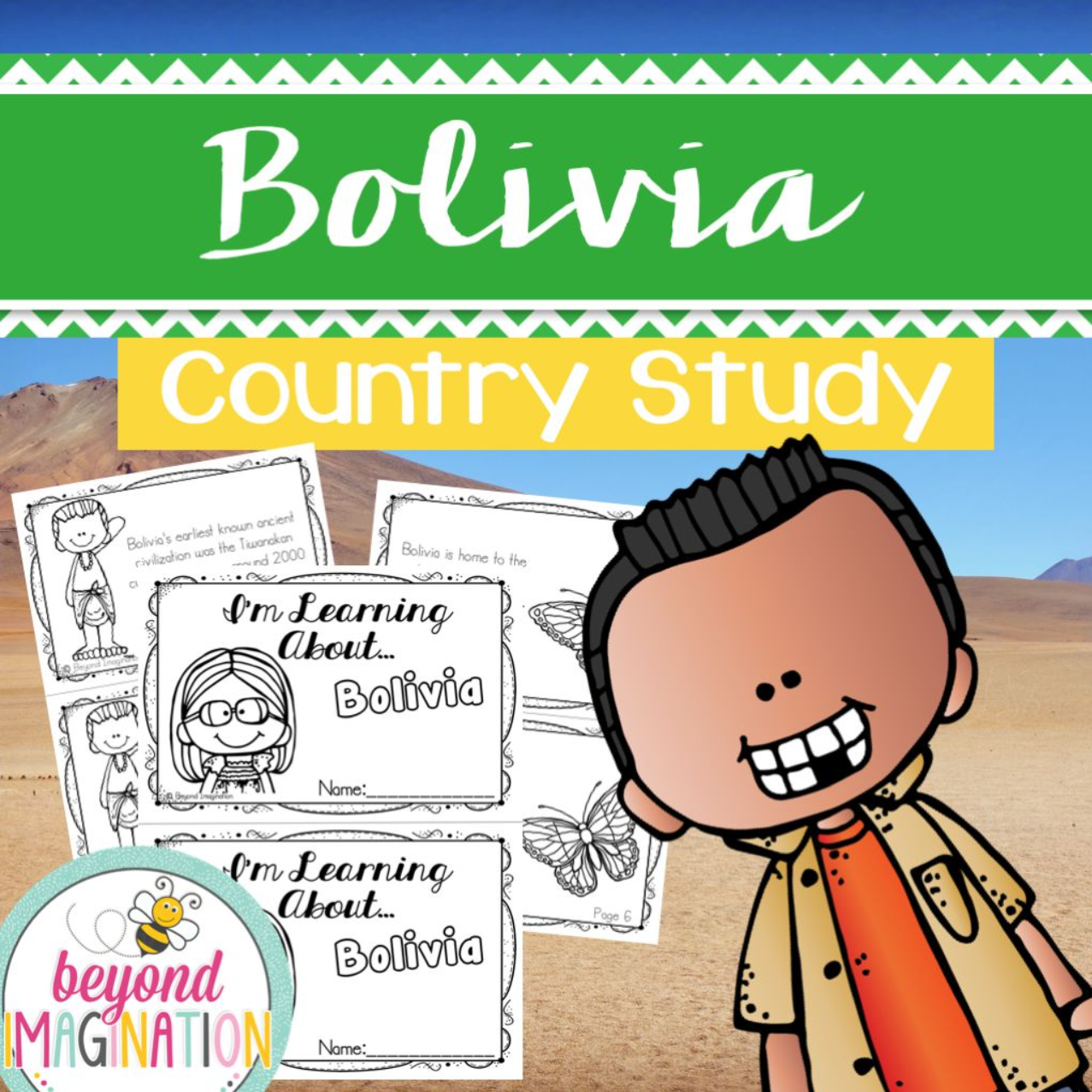 Bolivia Country Study