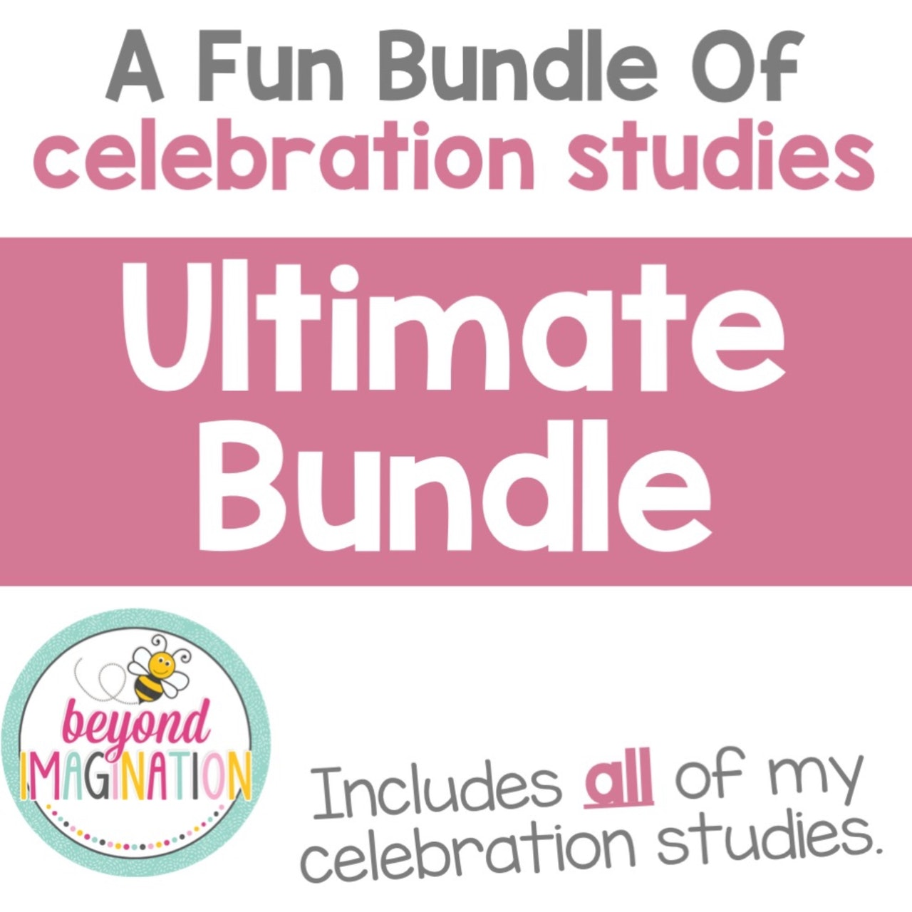 Celebration Study Ultimate Bundle