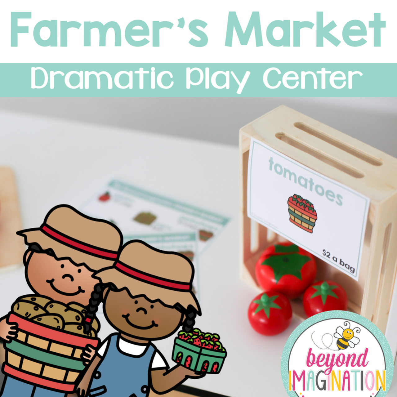 Farmer's Market Dramatic Play