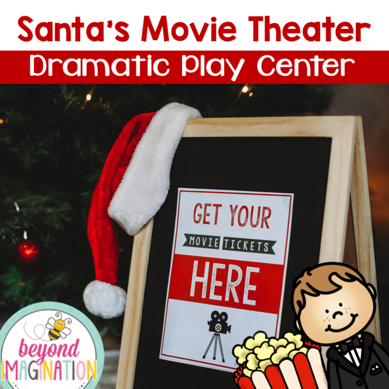 Santa's Movie Theater