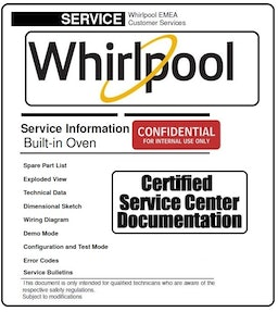 Whirlpool Akz 6230 Nb Service Manual And Technicians Guide Any Service Manual