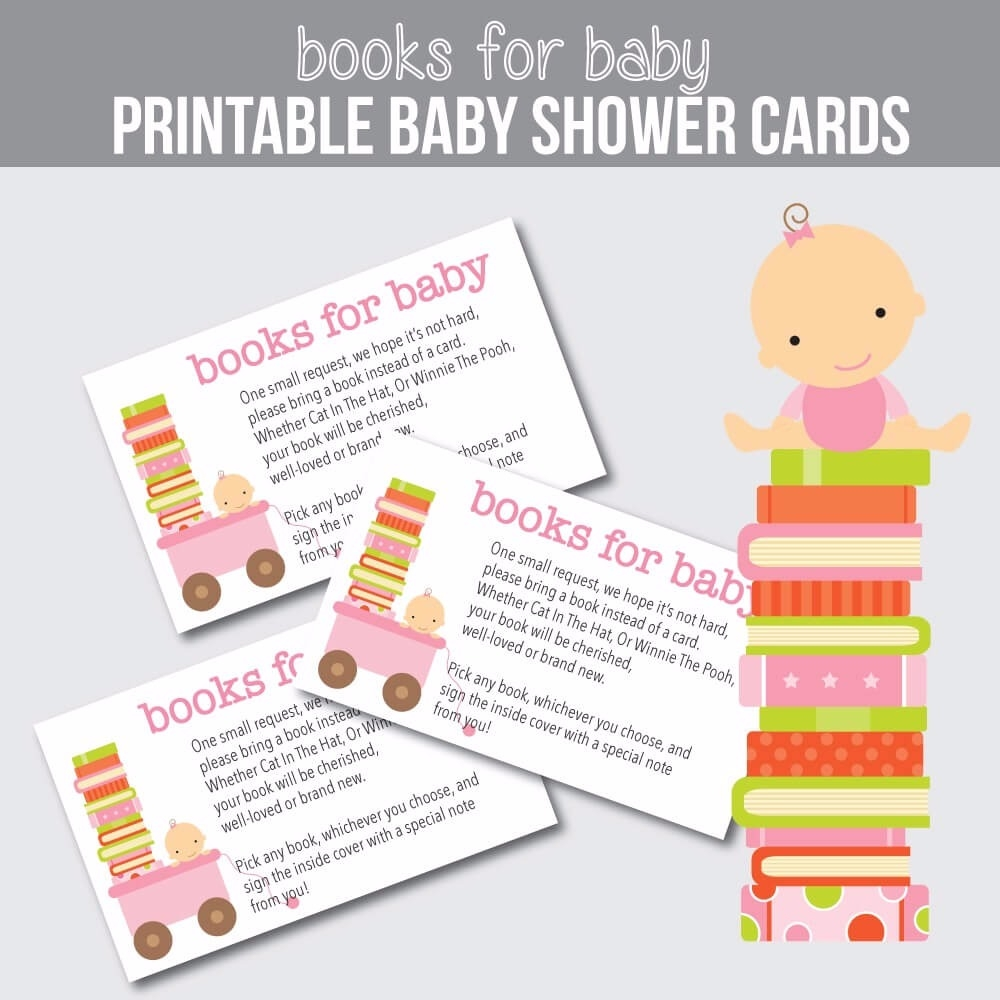 photo about Baby Shower Cards Printable known as Printable Red Little one \