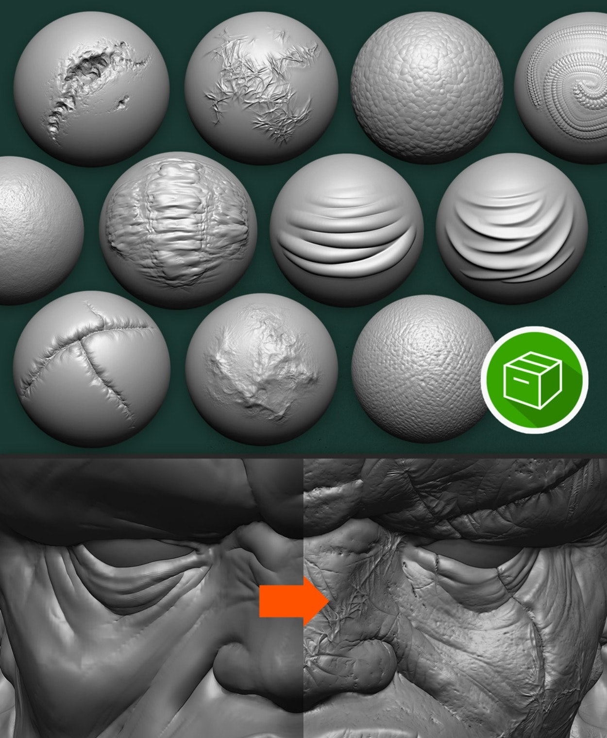 Zbrush Guides