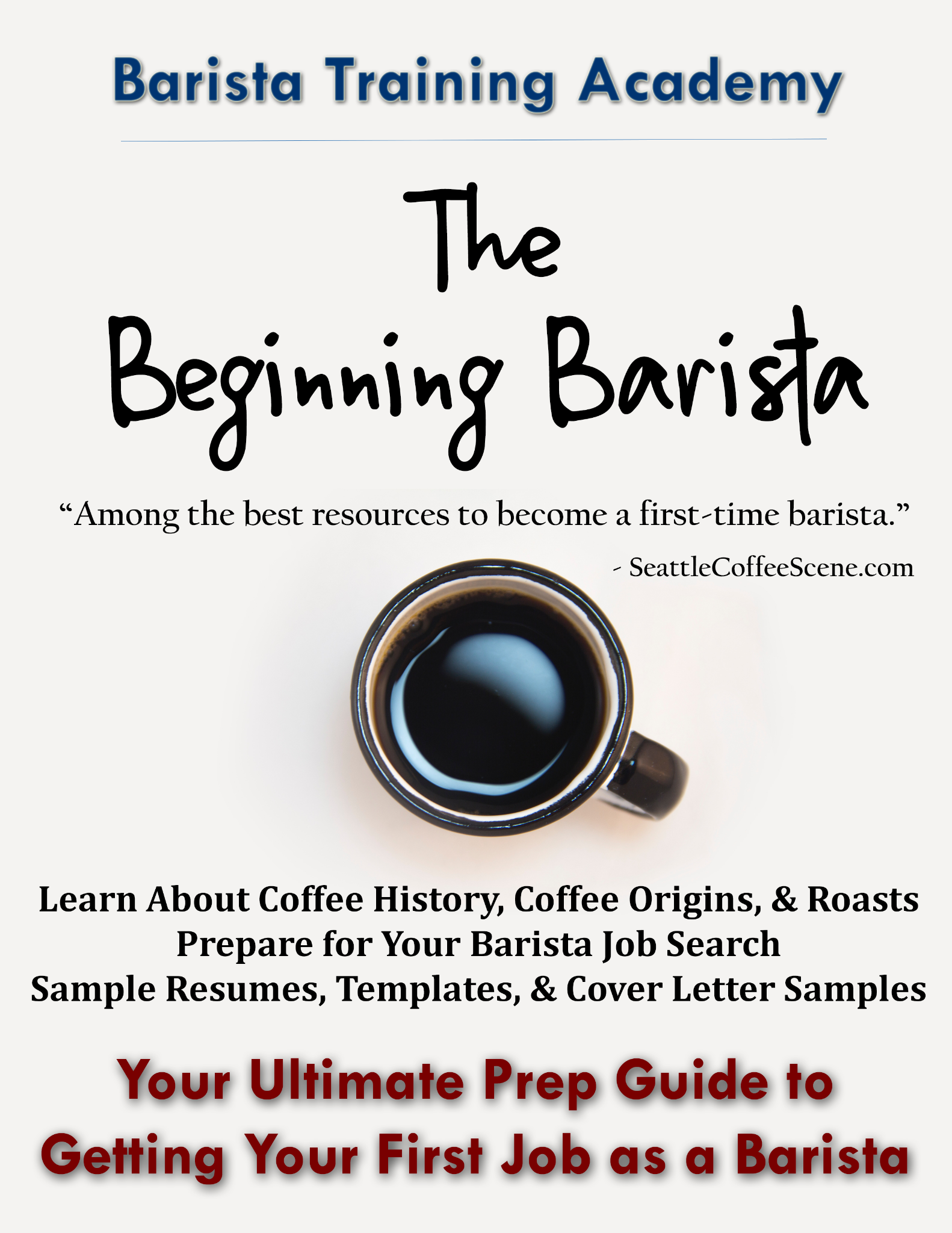 How To Become A Successful Barista With No Experience