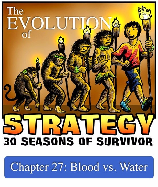 The Evolution of Strategy: Chapter-27 - Blood vs. Water