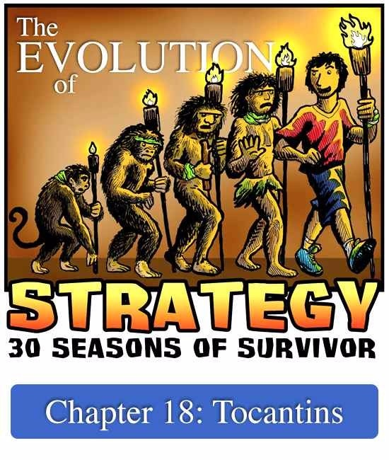 THE EVOLUTION OF STRATEGY: CHAPTER-18 - Tocantins
