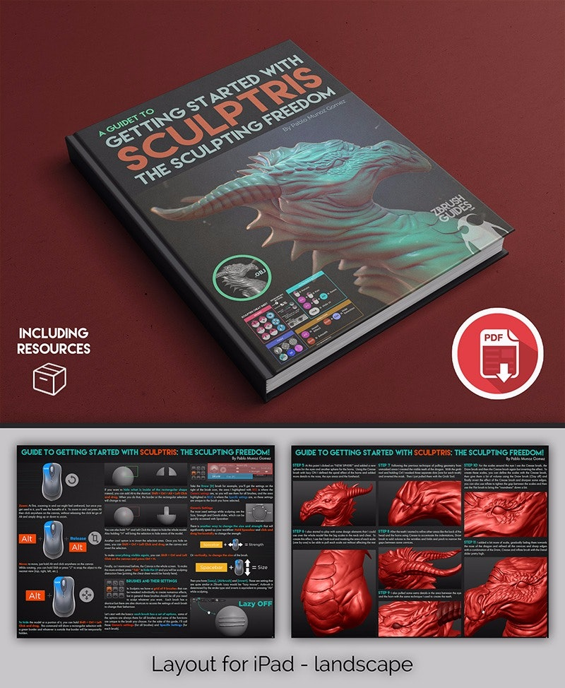 A Guide To: Getting Started With Sculptris - Zbrush Guides