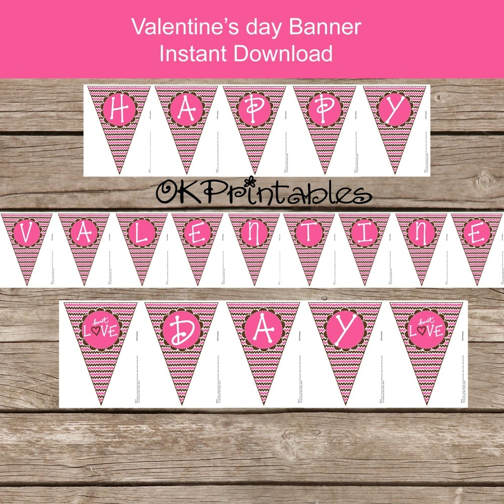 graphic regarding Happy Valentines Day Banner Printable identified as 60 Pleased Valentines Working day Bingo - Yusbelly Diaz