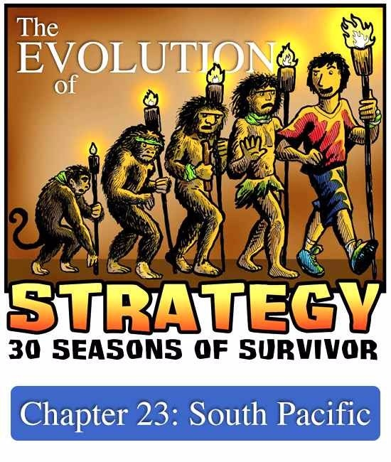 The Evolution of Strategy: Chapter-23 - South Pacific