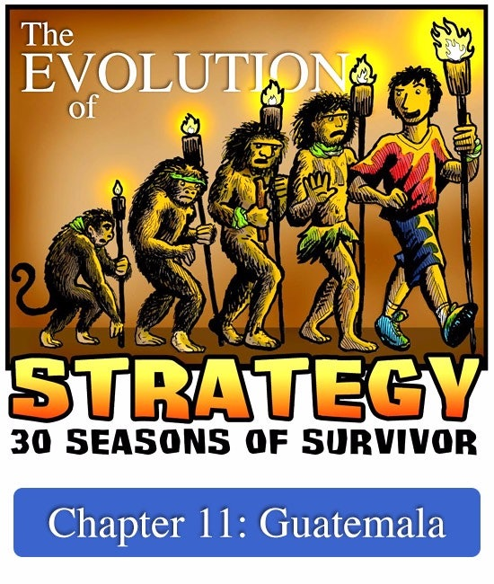 The Evolution of Strategy: Chapter-11 - Guatemala