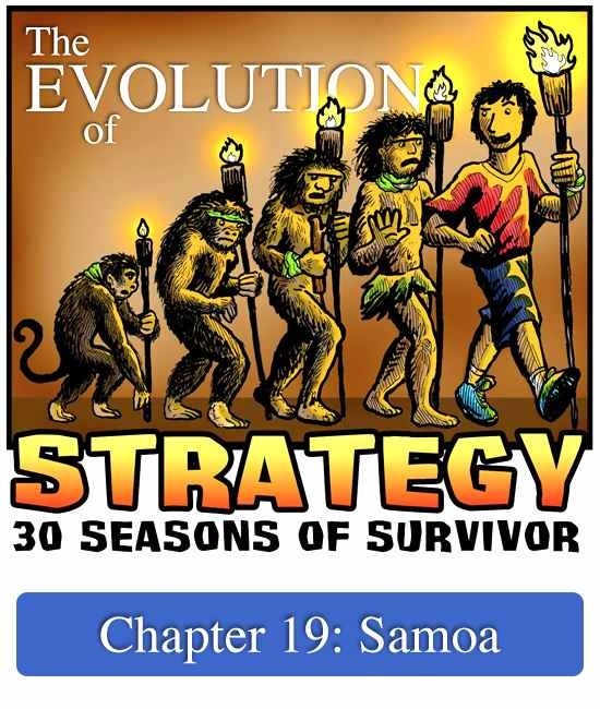The Evolution of Strategy: Chapter-19 - Samoa